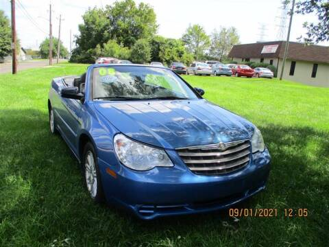 2008 Chrysler Sebring for sale at Euro Asian Cars in Knoxville TN