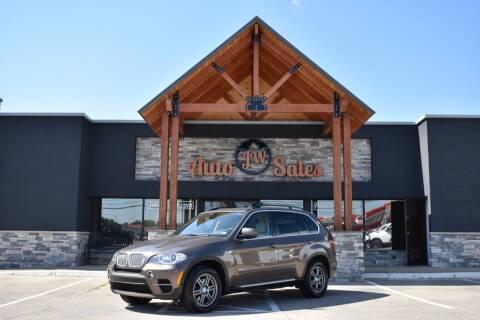 2013 BMW X5 for sale at JW Auto Sales LLC in Harrisonburg VA