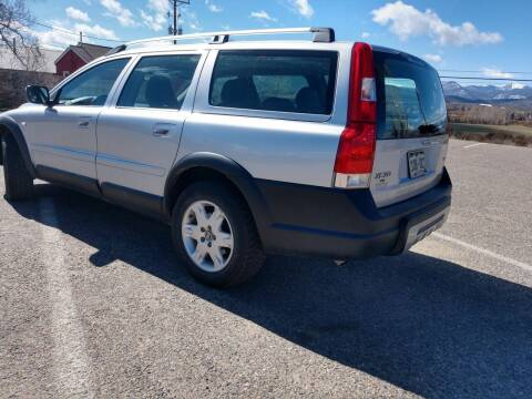 2005 Volvo XC70 for sale at HIGH COUNTRY MOTORS in Granby CO