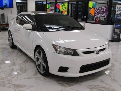 2012 Scion tC for sale at Dealer One Auto Credit in Oklahoma City OK