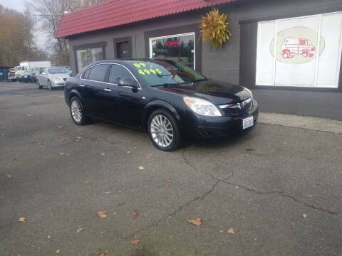 2009 Saturn Aura for sale at Bonney Lake Used Cars in Puyallup WA