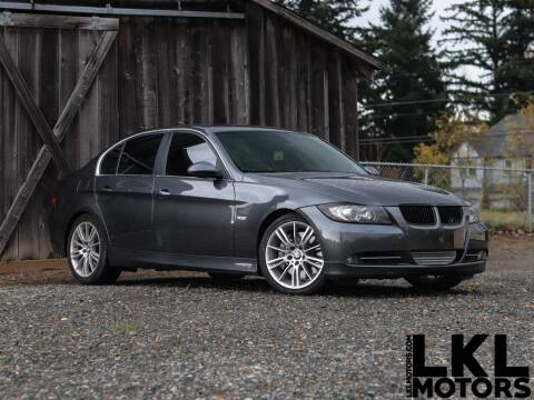 2007 BMW 3 Series for sale at LKL Motors in Puyallup WA