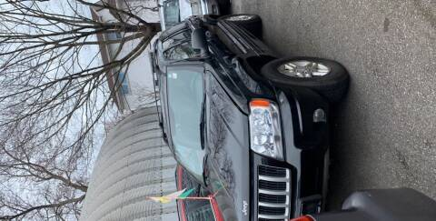 2004 Jeep Grand Cherokee for sale at Deleon Mich Auto Sales in Yonkers NY