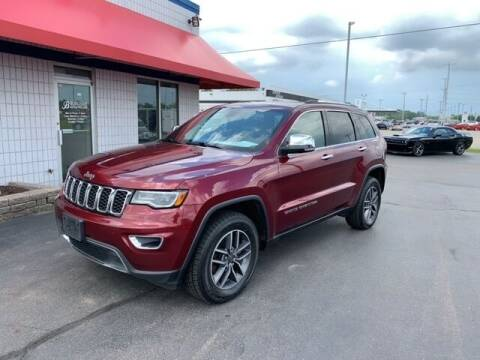 2019 Jeep Grand Cherokee for sale at BORGMAN OF HOLLAND LLC in Holland MI