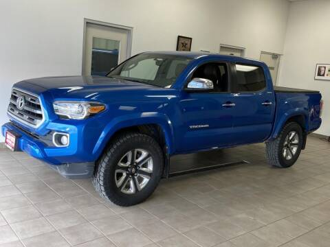 2016 Toyota Tacoma for sale at DAN PORTER MOTORS in Dickinson ND