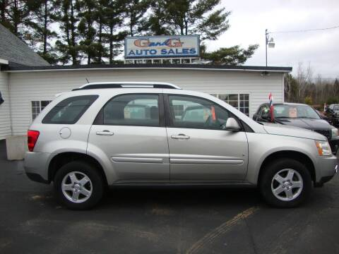 2007 Pontiac Torrent for sale at G and G AUTO SALES in Merrill WI