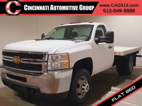 2014 Chevrolet Silverado 3500HD CC for sale at Cincinnati Automotive Group in Lebanon OH