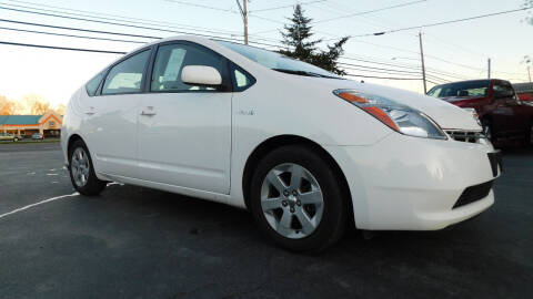2009 Toyota Prius for sale at Action Automotive Service LLC in Hudson NY