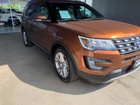 2017 Ford Explorer for sale at Ford Trucks in Ellisville MO