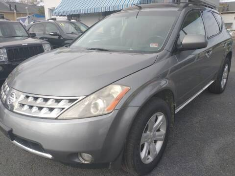 2007 Nissan Murano for sale at Dad's Auto Sales in Newport News VA