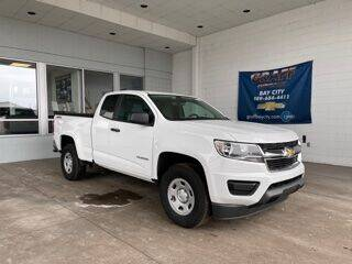 2019 Chevrolet Colorado for sale at GRAFF CHEVROLET BAY CITY in Bay City MI