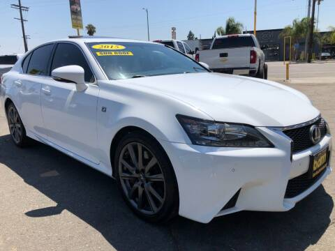 2015 Lexus GS 350 for sale at BEST DEAL MOTORS  INC. CARS AND TRUCKS FOR SALE in Sun Valley CA