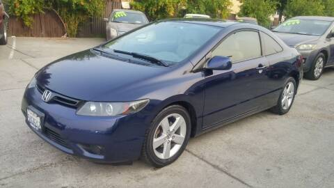 2006 Honda Civic for sale at Carspot Auto Sales in Sacramento CA