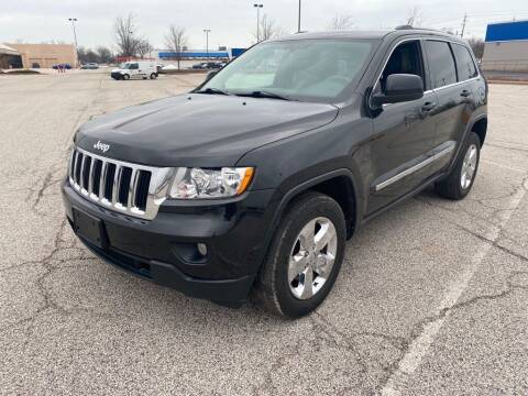 2012 Jeep Grand Cherokee for sale at TKP Auto Sales in Eastlake OH
