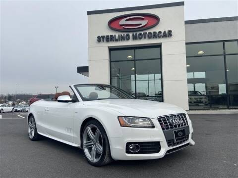 2011 Audi S5 for sale at Sterling Motorcar in Ephrata PA