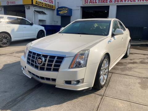 2012 Cadillac CTS for sale at US Auto Network in Staten Island NY