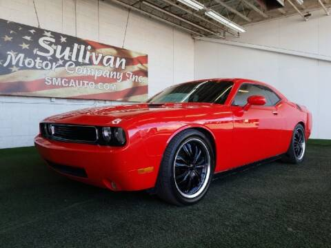 2010 Dodge Challenger for sale at SULLIVAN MOTOR COMPANY INC. in Mesa AZ