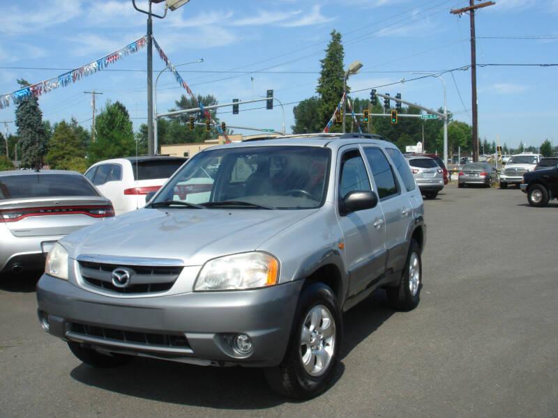 2001 Mazda Tribute for sale in Auburn, WA