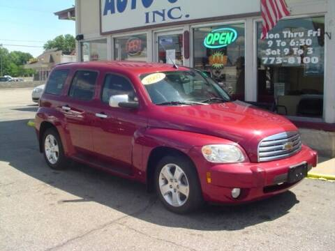 2007 Chevrolet HHR for sale at G & L Auto Sales Inc in Roseville MI