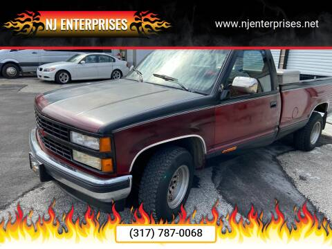 1991 Chevrolet C/K 1500 Series for sale at NJ Enterprises in Indianapolis IN