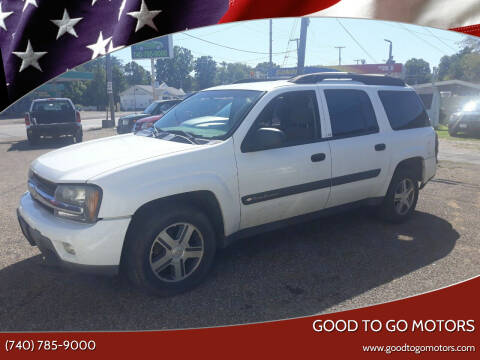 2004 Chevrolet TrailBlazer EXT for sale at Good To Go Motors in Lancaster OH