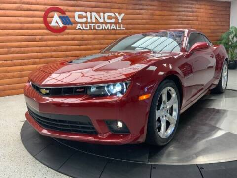 2015 Chevrolet Camaro for sale at Dixie Motors in Fairfield OH