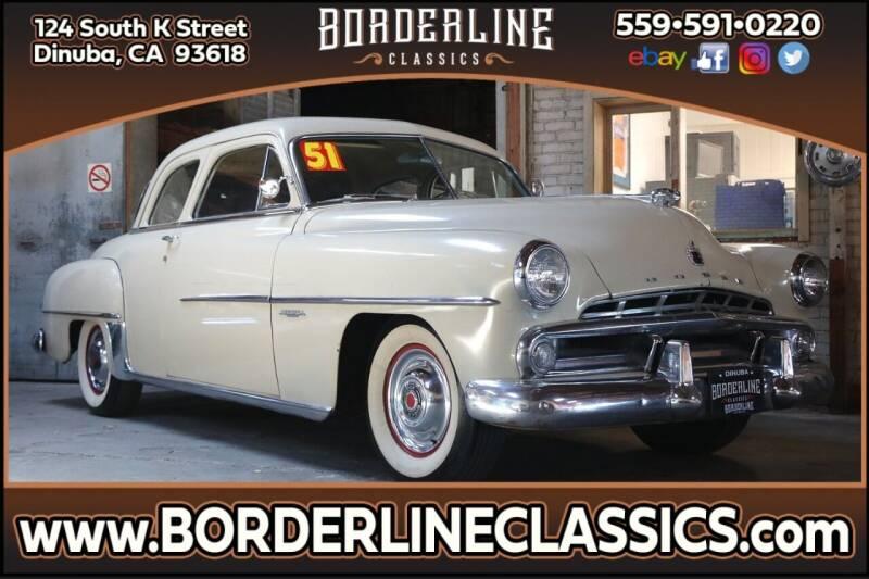 1951 Dodge Coronet for sale in Dinuba, CA