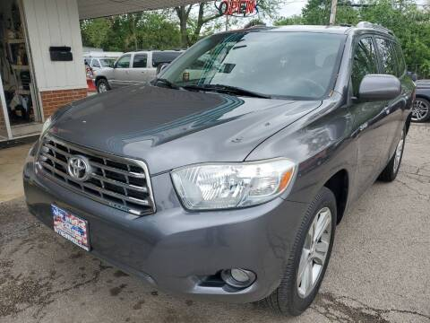 2008 Toyota Highlander for sale at New Wheels in Glendale Heights IL