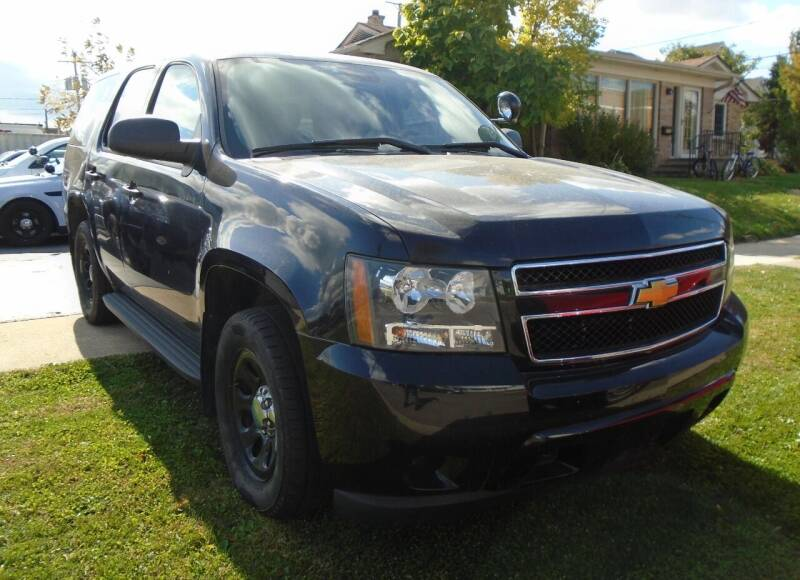 2013 Chevrolet Tahoe for sale at Veto Enterprises, Inc. in Sycamore IL
