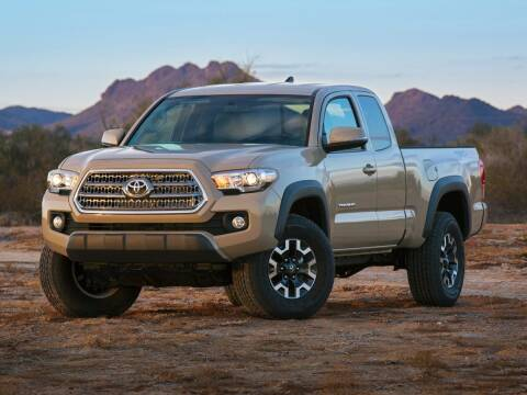 2017 Toyota Tacoma for sale at Tom Peacock Nissan (i45used.com) in Houston TX