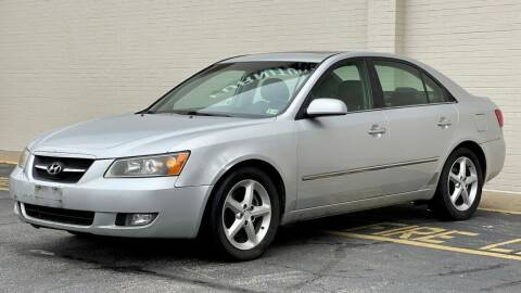 2007 Hyundai Sonata for sale at Carland Auto Sales INC. in Portsmouth VA