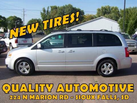 2009 Dodge Grand Caravan for sale at Quality Automotive in Sioux Falls SD