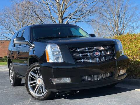 2012 Cadillac Escalade for sale at William D Auto Sales in Norcross GA