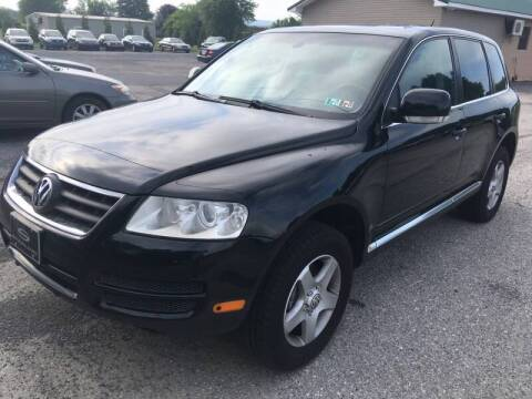 2007 Volkswagen Touareg for sale at US5 Auto Sales in Shippensburg PA