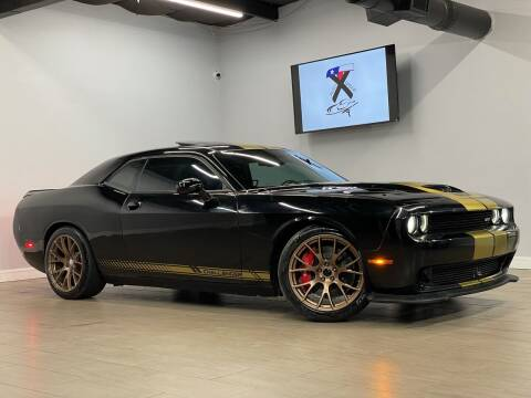 2015 Dodge Challenger for sale at TX Auto Group in Houston TX