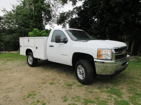 2012 Chevrolet Silverado 2500HD for sale at ABC AUTO LLC in Willimantic CT