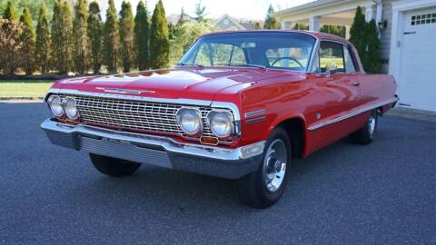 1963 Chevrolet Impala for sale at Fiore Motors, Inc.  dba Fiore Motor Classics in Old Bethpage NY