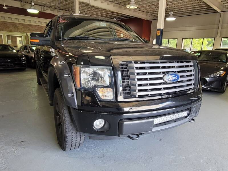 2011 Ford F-150 for sale at AW Auto & Truck Wholesalers  Inc. in Hasbrouck Heights NJ