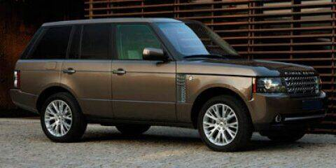 2011 Land Rover Range Rover for sale at Mike Murphy Ford in Morton IL