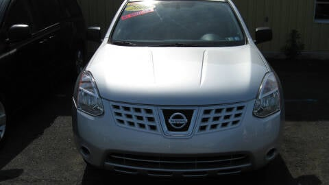 2010 Nissan Rogue for sale at SHIRN'S in Williamsport PA
