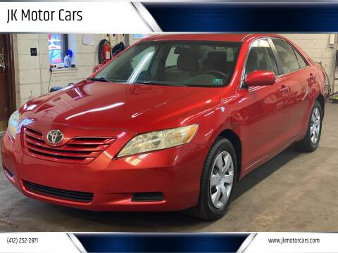 2009 Toyota Camry for sale at JK Motor Cars in Pittsburgh PA