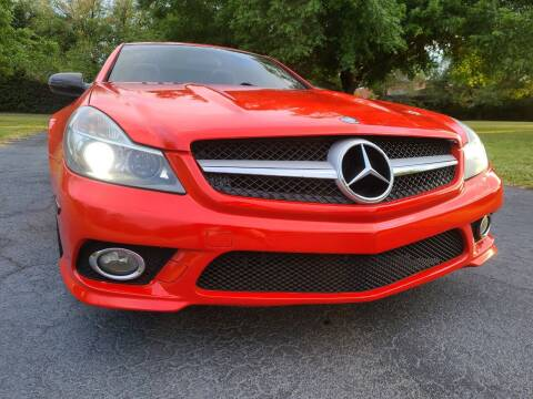 2009 Mercedes-Benz SL-Class for sale at Monaco Motor Group in Orlando FL