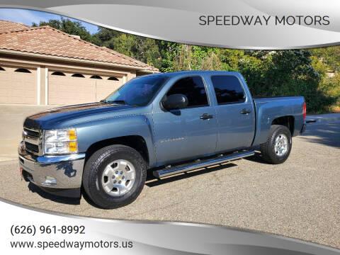 2011 Chevrolet Silverado 1500 for sale at Speedway Motors in Glendora CA