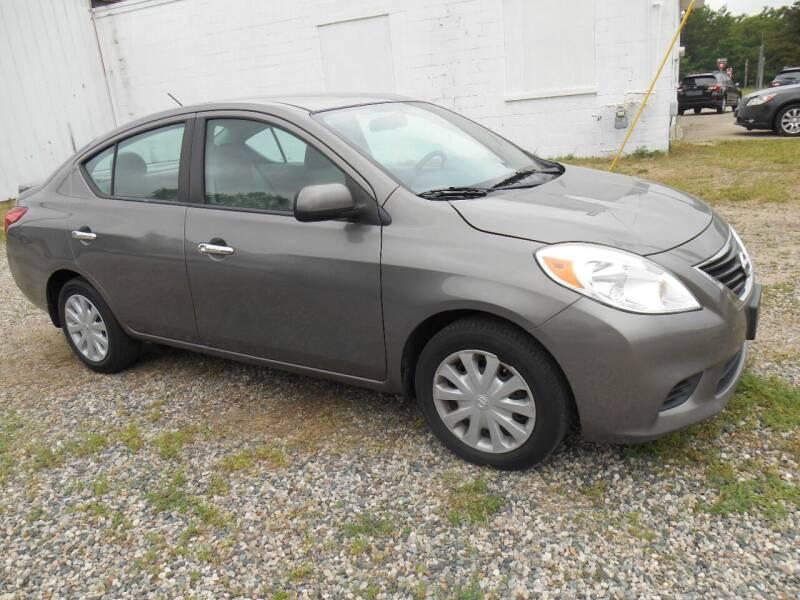 2013 Nissan Versa for sale at Unity Motors LLC in Jenison MI
