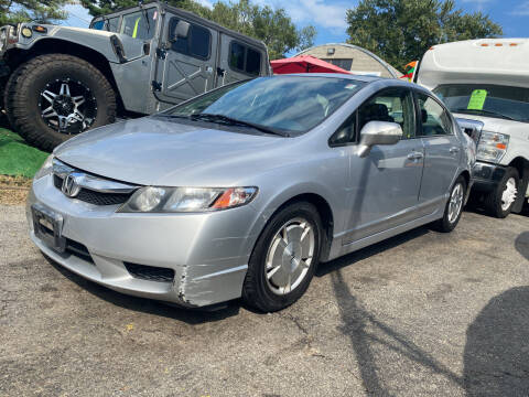 2010 Honda Civic for sale at Drive Deleon in Yonkers NY
