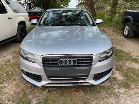 2012 Audi A4 for sale at Car Solutions llc in Augusta KS