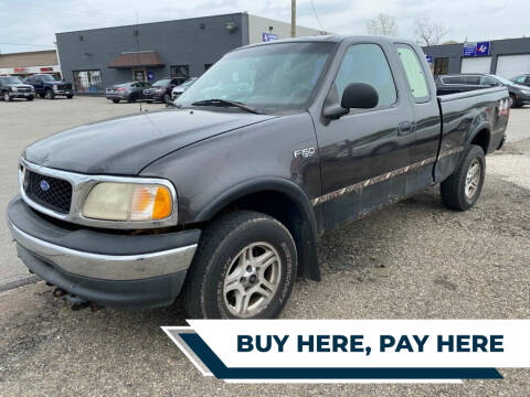 1997 Ford F-150 for sale at Family Auto in Barberton OH