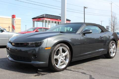 2014 Chevrolet Camaro for sale at Crown Motors in Schenectady NY