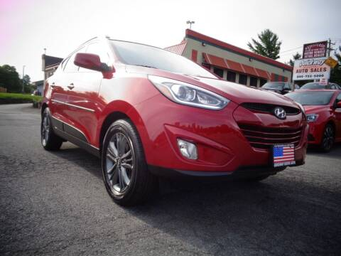 2015 Hyundai Tucson for sale at Quickway Exotic Auto in Bloomingburg NY