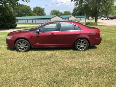 2007 Lincoln MKZ for sale at Velp Avenue Motors LLC in Green Bay WI